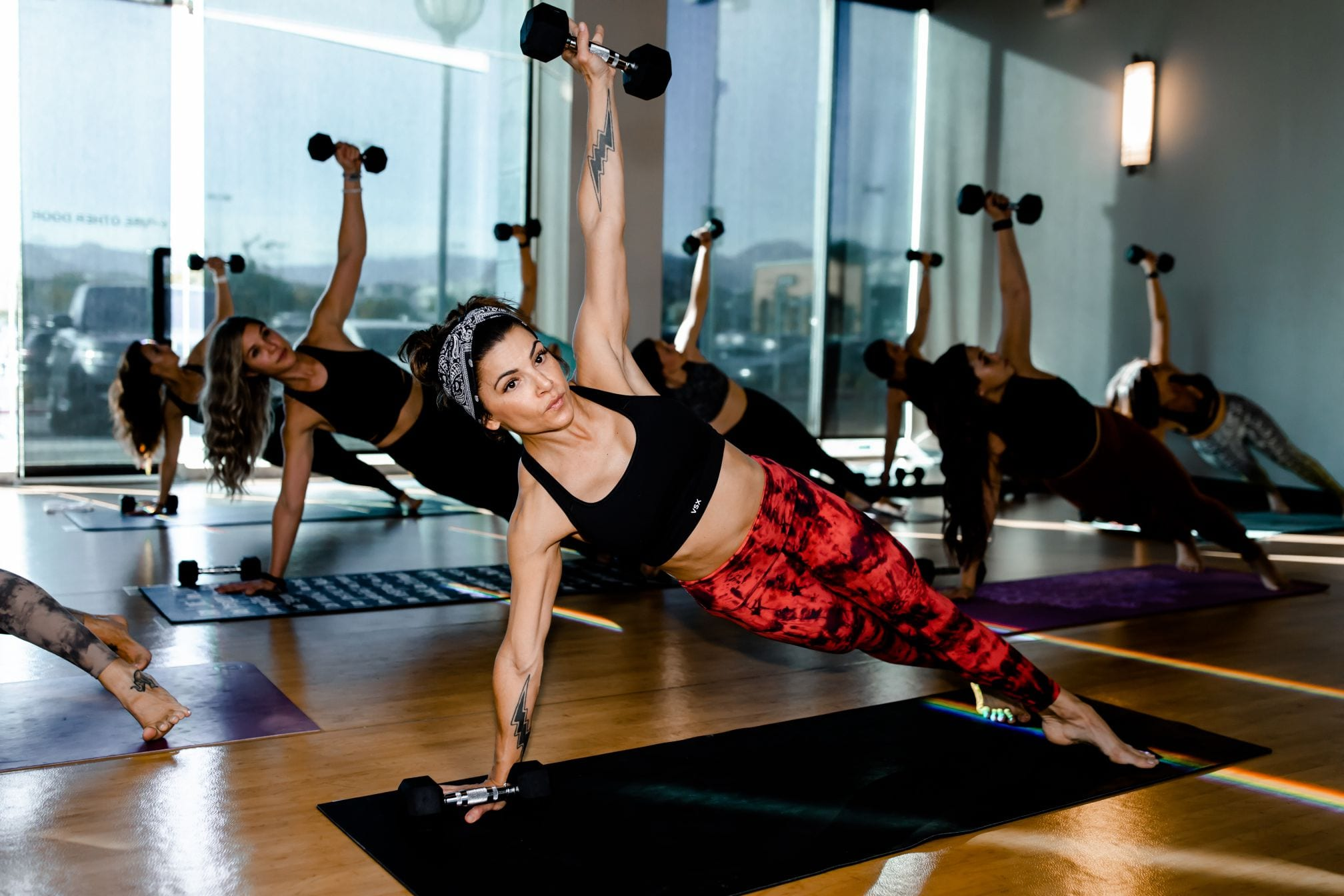 Hot Pilates Teacher Training