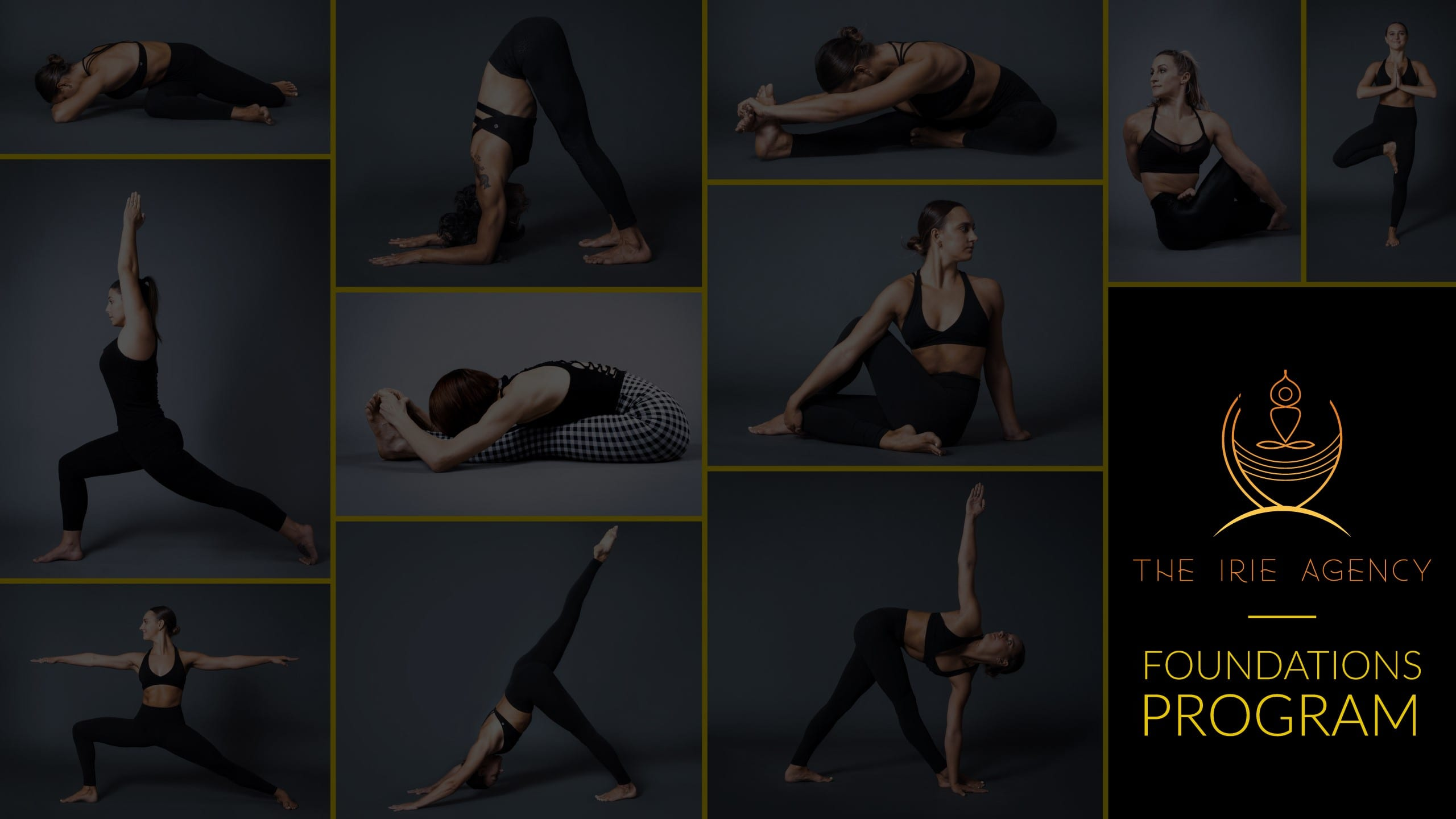 Yoga Foundations Program